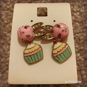 NWOT Betsey Johnson assorted earrings